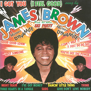 James Brown Mother Popcorn cover