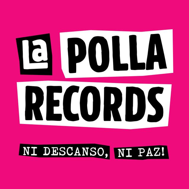 Album cover for Ni Descanso, Ni Paz! by La Polla Records