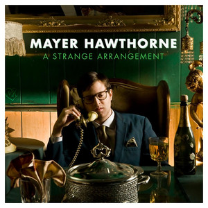Mayer Hawthorne Love Is All Right cover