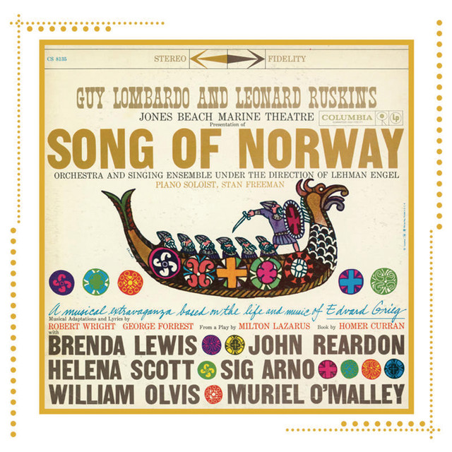 Hymn of Betrothal / Finale, Act I, a song by Brenda Lewis