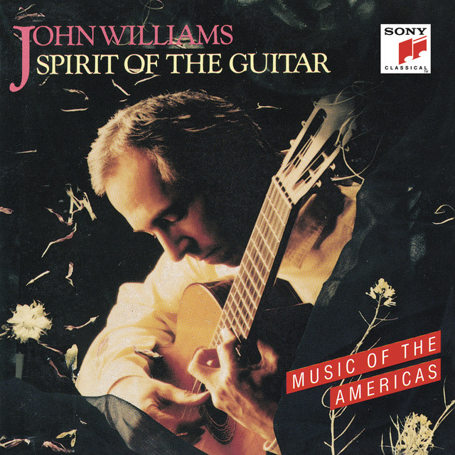 Spirit of the Guitar: Music of the Americas Albumcover