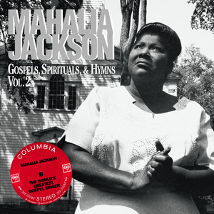 Mahalia Jackson Let the Church Roll On cover