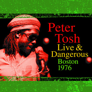 Peter Tosh No Sympathy cover