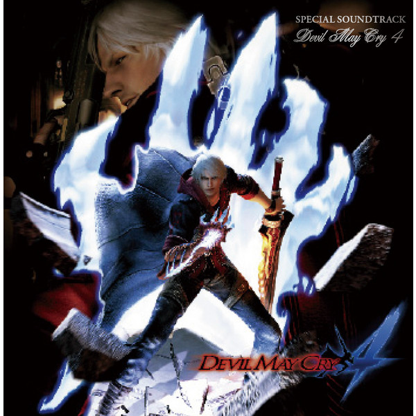 DEVIL MAY CRY 4 SPECIAL SOUNDTRACK By Various Artists On