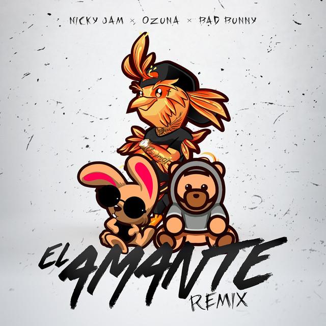 El Amante (Remix)