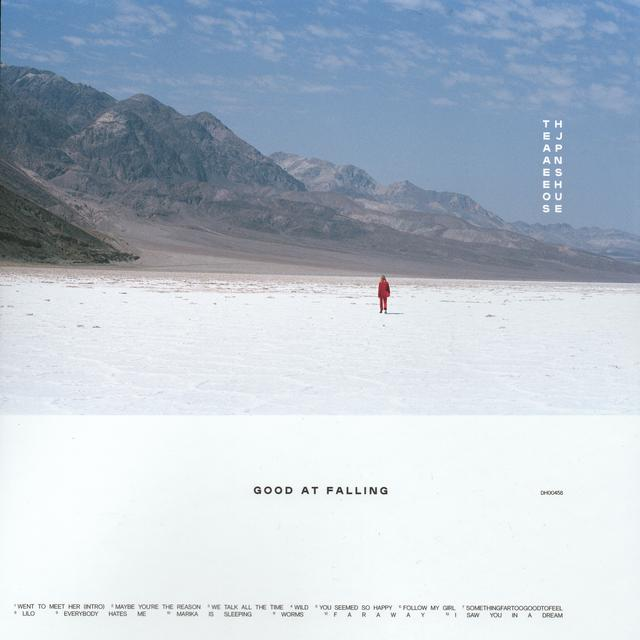 Album cover for Good At Falling by The Japanese House