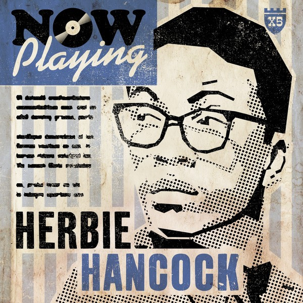 Now Playing Herbie Hancock