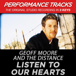 Listen to Our Hearts (Performance Tracks) - EP