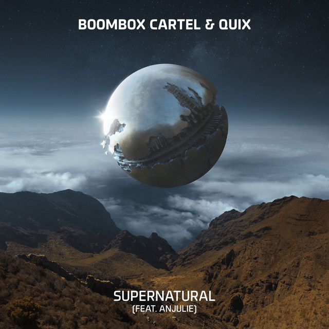 Supernatural (feat. Anjulie)