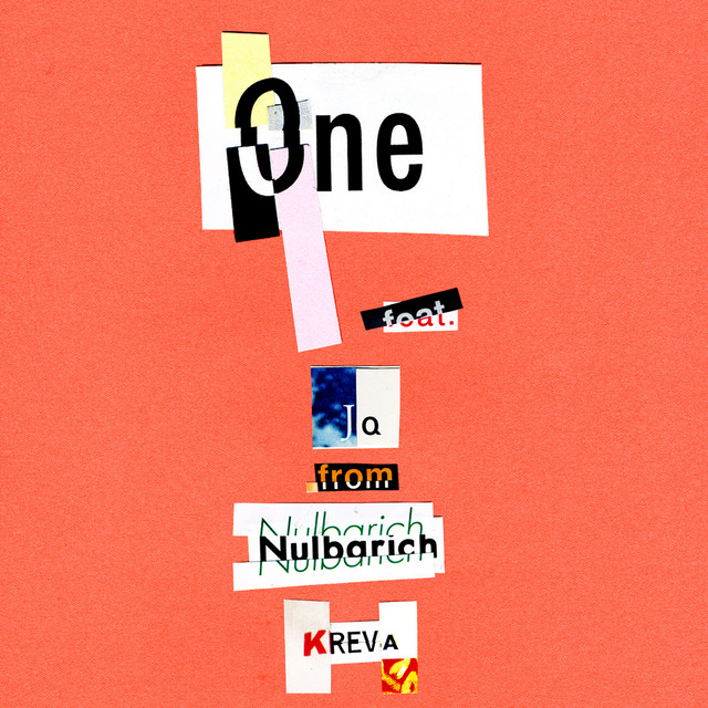 Play Later New Release: One feat  JQ from Nulbarich by KREVA