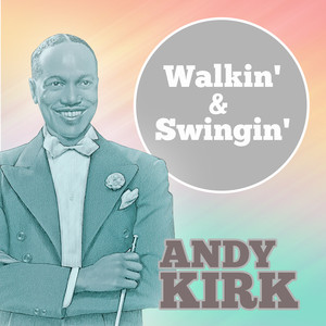 Andy Kirk, The Big Band, Jazz Orchestra Christopher Columbus cover