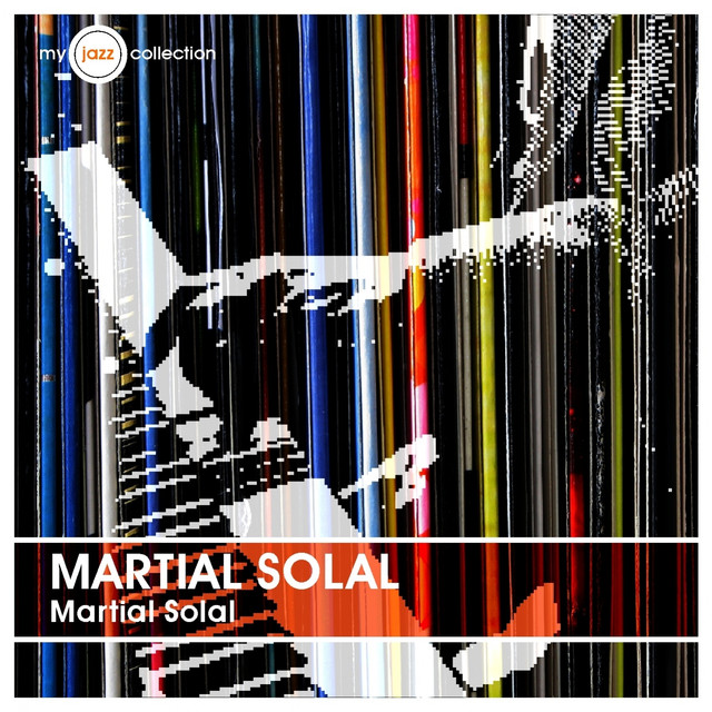 Martial Solal Martial Solal (My Jazz Collection) album cover