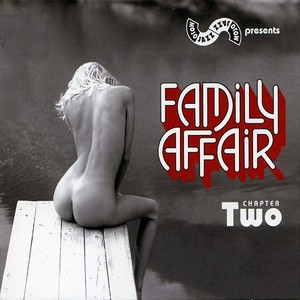 Mojo Jazz Present Family Affair Chapter Two Albumcover