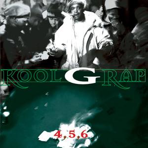 Kool G Rap Money On My Brain cover