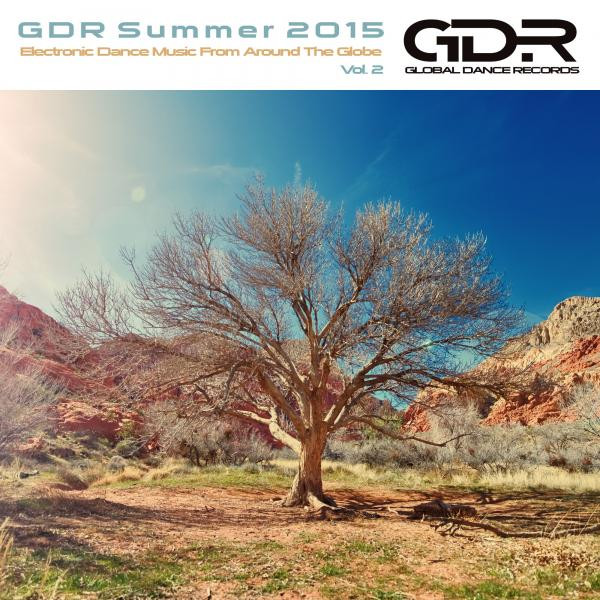 GDR Summer 2015, Vol. 2 Albumcover