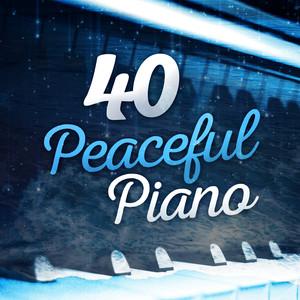 40 Peaceful Piano Albumcover
