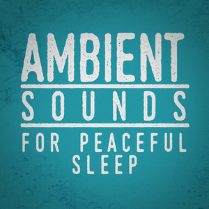 Ambient Sounds for Peaceful Sleep Albumcover