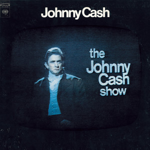 The Johnny Cash Show Albumcover