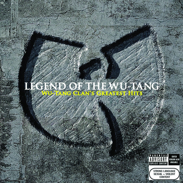 Wu‐Tang Clan Legend of the Wu-Tang Clan: Wu-Tang Clan's Greatest Hits album cover