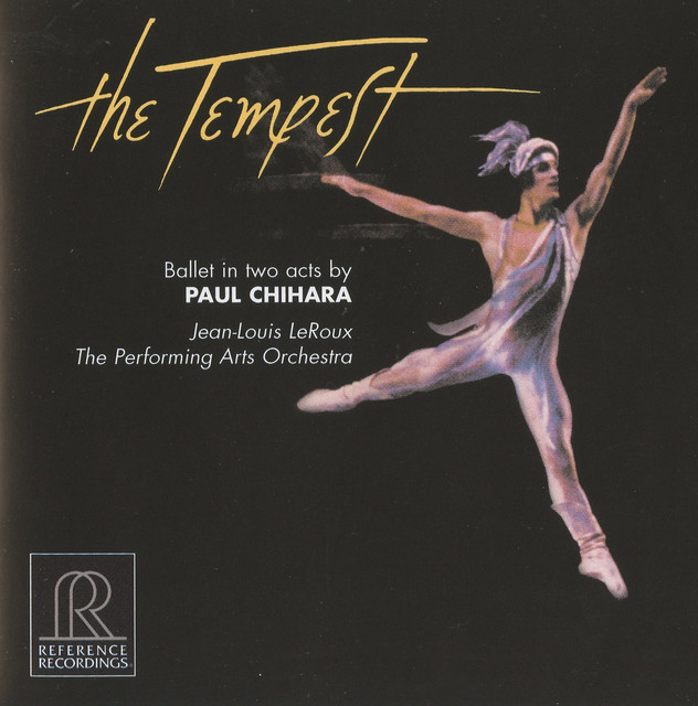 Chihara: The Tempest Albumcover