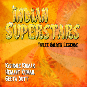 Indian Superstars - Three Golden Legends, Vol. 2 album