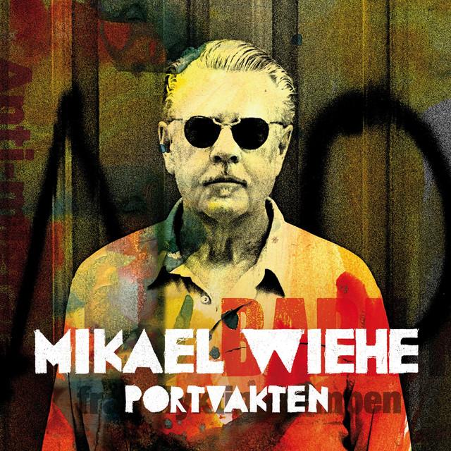 Skivomslag för Mikael Wiehe: Portvakten