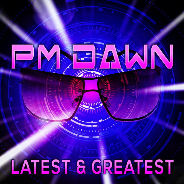 P.M. Dawn Latest & Greatest album cover