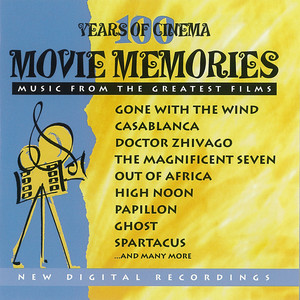 Movie Memories- Music From the Greatest Films - Dimitri Tiomkin