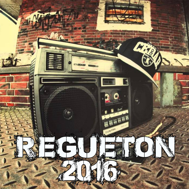 Album cover for Regueton 2016 by Kings of Regueton
