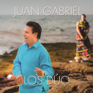Juan Gabriel, Laura Pausini Abrázame Muy Fuerte cover