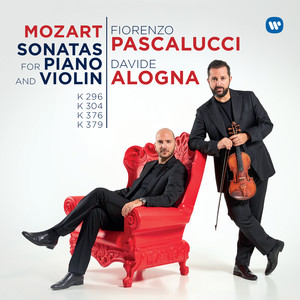 Mozart: Sonatas for Piano and Violin Albümü