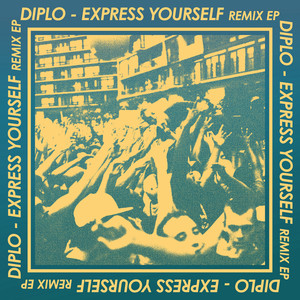 Express Yourself Remix Albumcover