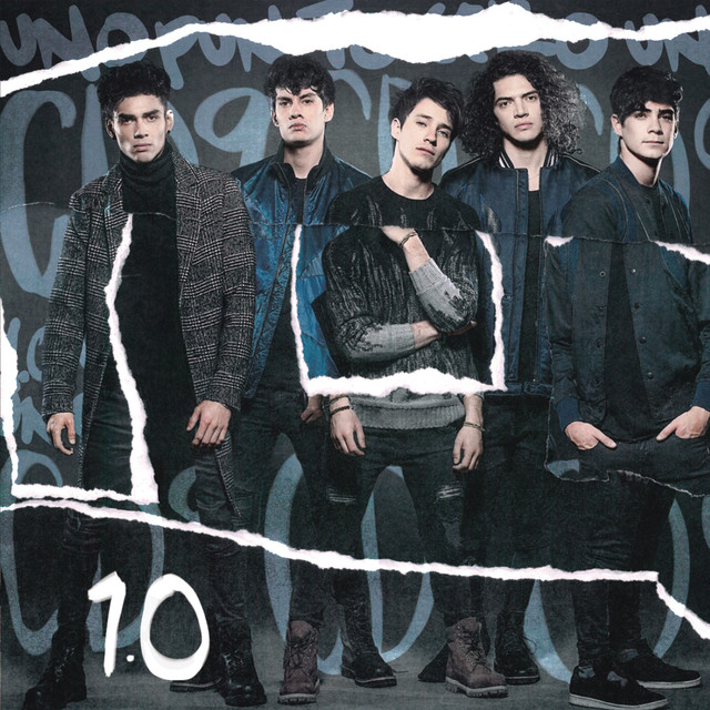 Album cover for 1.0 by CD9