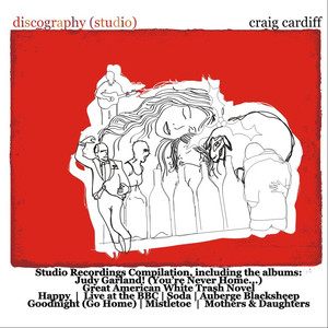Discography (Studio) - CC015 Albumcover