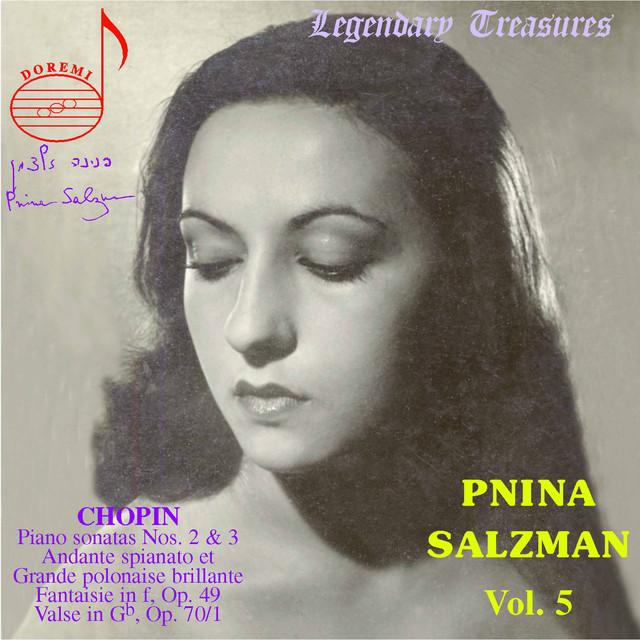 Pnina Salzman, Vol. 5: Chopin (Live)