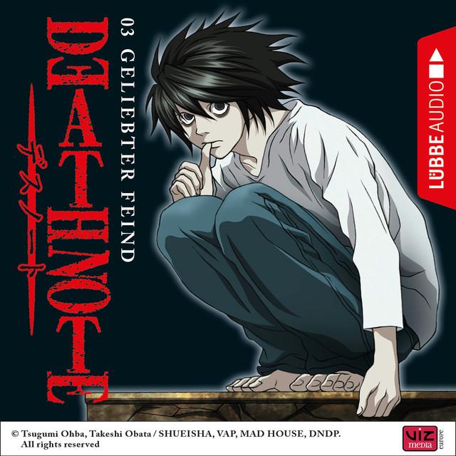 Death Note, Folge 3: Geliebter Feind (Hörspiel) Cover