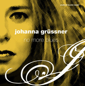 Johanna Grüssner I'm Old Fashioned cover
