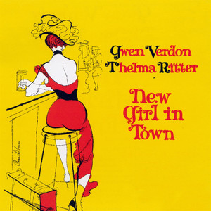 NEW GIRL IN TOWN (Original Broadway Cast Recording) album