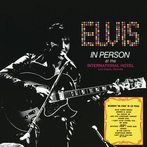 Elvis in Person at the International Hotel album