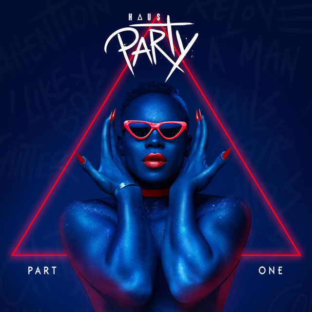 Album cover for Haus Party, Pt. 1 by Todrick Hall