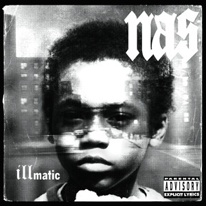 Nas Represent - Explicit Album Version cover