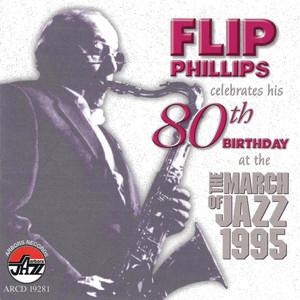 Flip Phillips Celebrates His 80th Birthday album