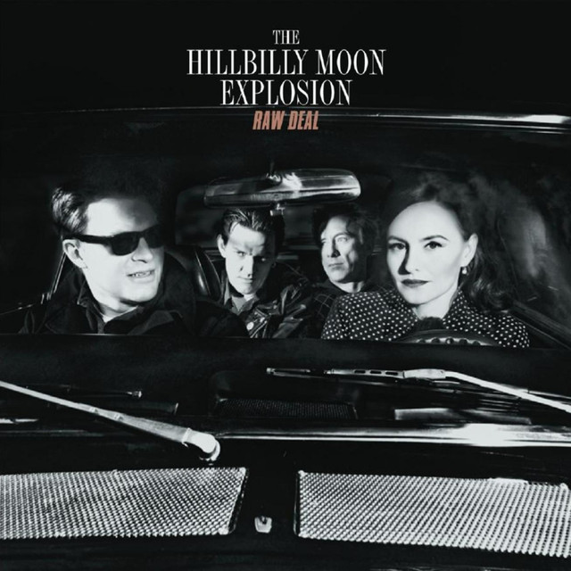The Hillbilly Moon Explosion tickets and 2019 tour dates