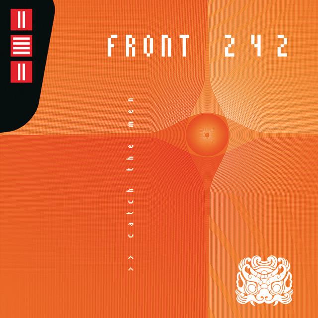 Front 242 Catch the Men album cover