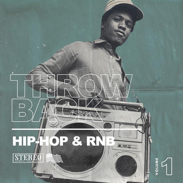 Various Artists Throwback Hip-Hop & RnB album cover