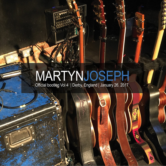 Official Bootleg, Vol  4 (Live in Derby, England) by Martyn Joseph