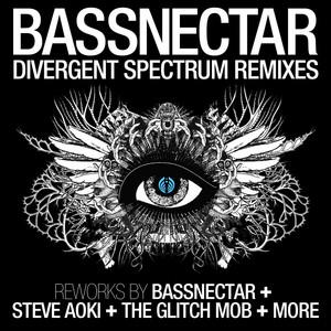 Divergent Spectrum Remix EP Albumcover
