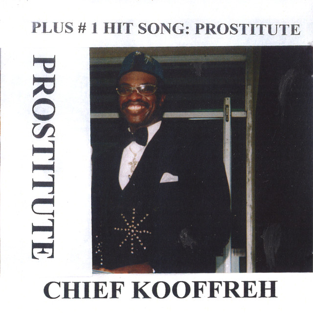 I Will Love You Forever Part 4, a song by Chief Kooffreh on