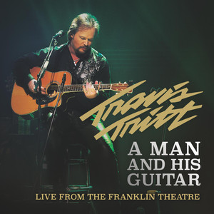 A Man and His Guitar (Live from the Franklin Theatre) album