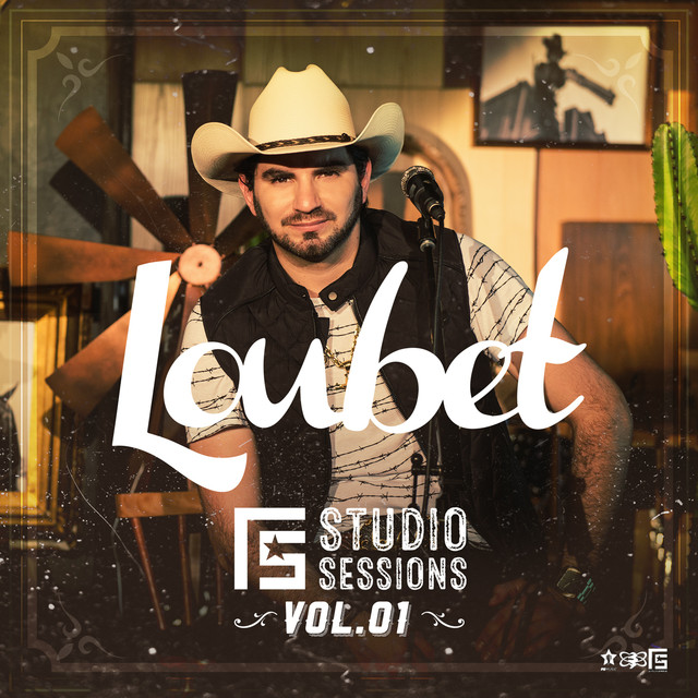Album cover for FS Studio Sessions, Vol. 1 by Loubet